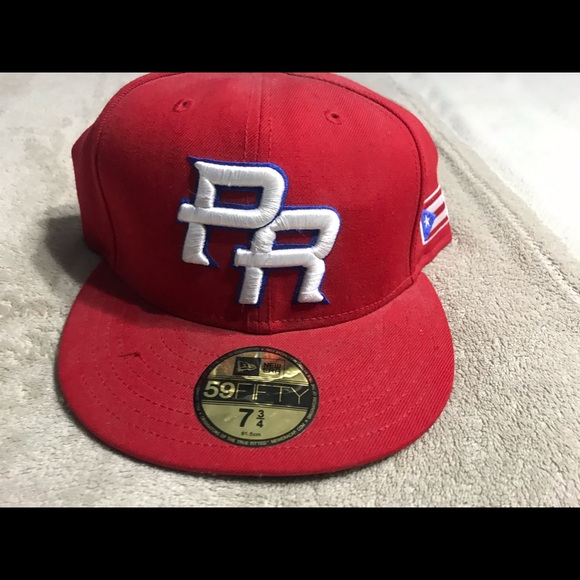 3746cc20 New Era Accessories | World Baseball Classic Puerto Rico Hat | Poshmark